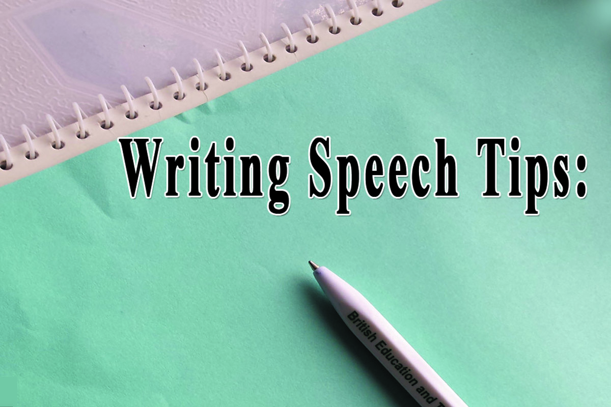 effective speech writing Below you will find a list of 620 informative speech topics new ideas are added weekly, be sure to check back to see more why are monkeys so good at climbing trees the mental effort that intelligent writing necessitates how visual, auditory.