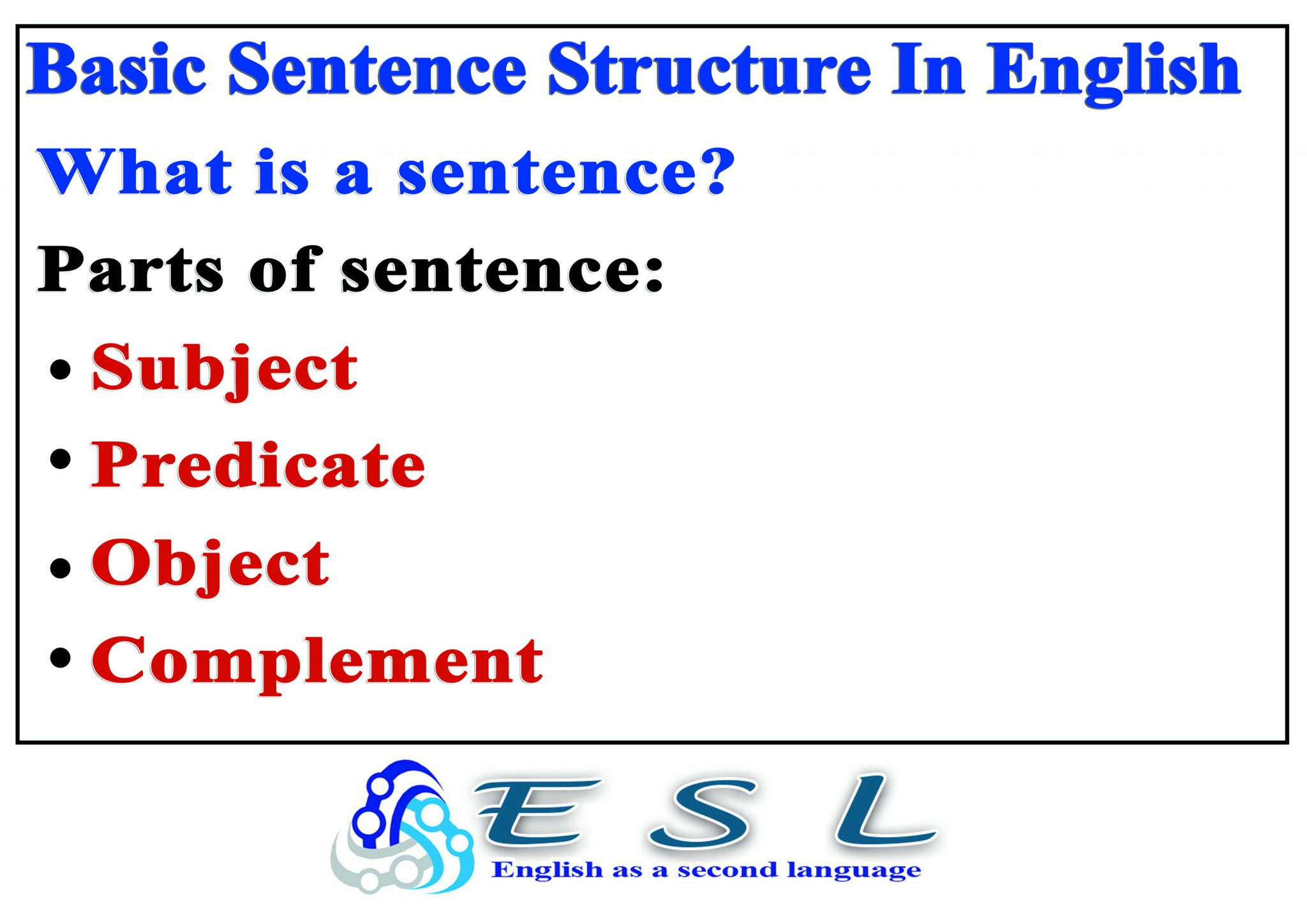 Syntax Sentence Diagram Another Blog About Wiring M151a1 Basic Structure In English Subject Predicate Example