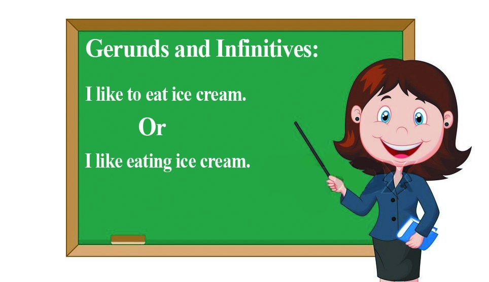 Rules For Using Gerunds and Infinitives