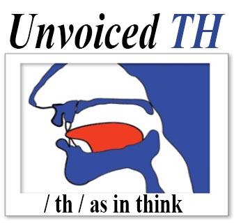 Unvoiced TH