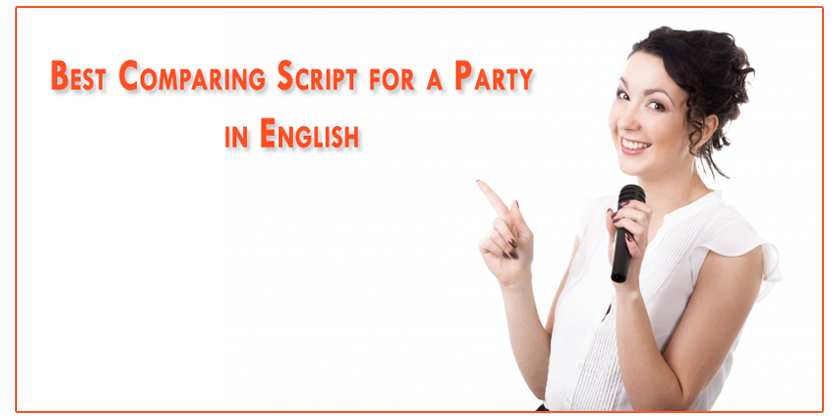 Best Comparing Script for a Party