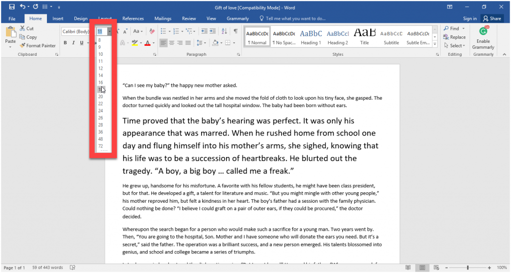 How to Format Your Text in Word - Format Your Paragraph in Word