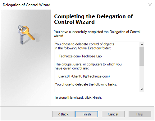 Create & Manage Active Directory Organizational Units (OUs)