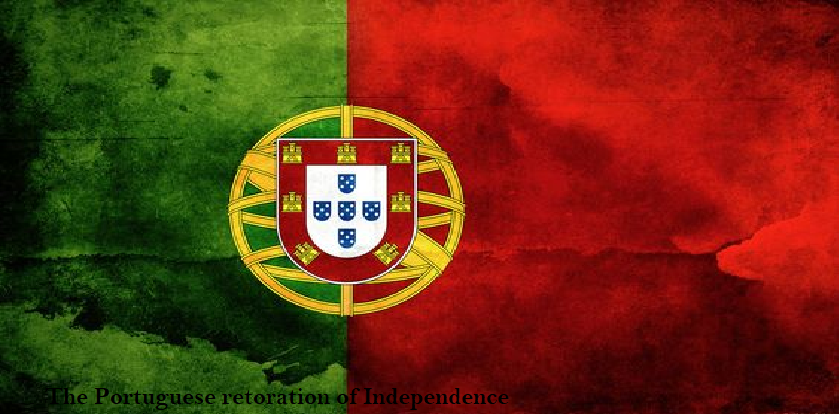 Comparing Script for the Portuguese restoration of the Independence day