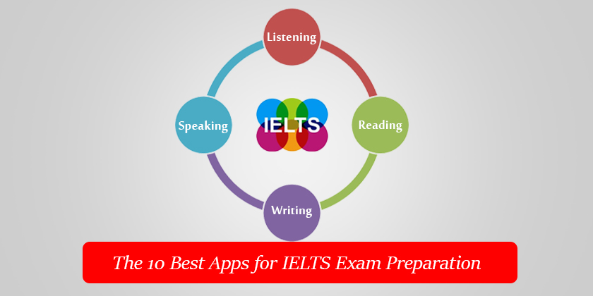 The 10 Best Apps for IELTS Exam Preparation
